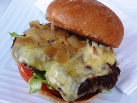 The Dining Diva sinks her teeth into a top burger