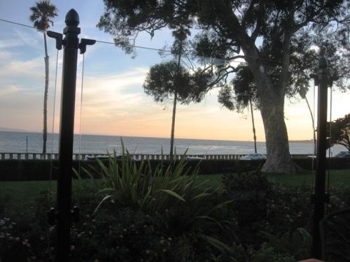 The Diva Dines at Bella Vista at Four Seasons Biltmore Santa Barbara